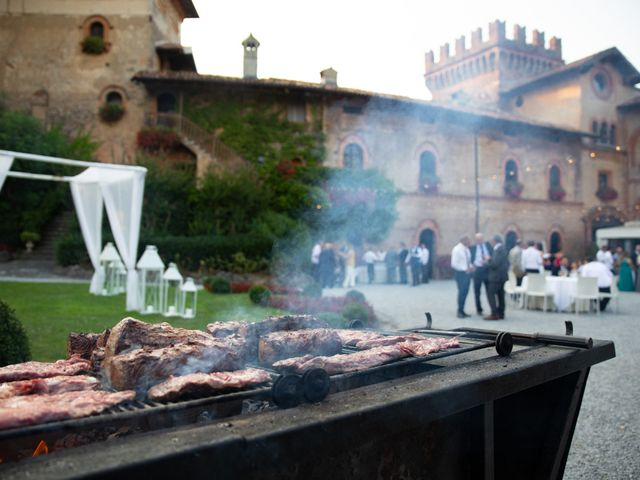 Il matrimonio di Jorge e Claudia a Filago, Bergamo 44