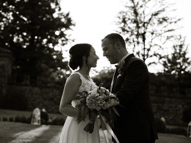 Il matrimonio di Jorge e Claudia a Filago, Bergamo 45