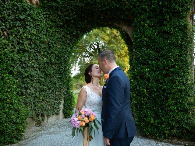 Il matrimonio di Jorge e Claudia a Filago, Bergamo 47