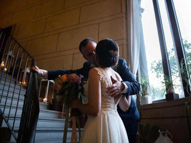 Il matrimonio di Jorge e Claudia a Filago, Bergamo 50