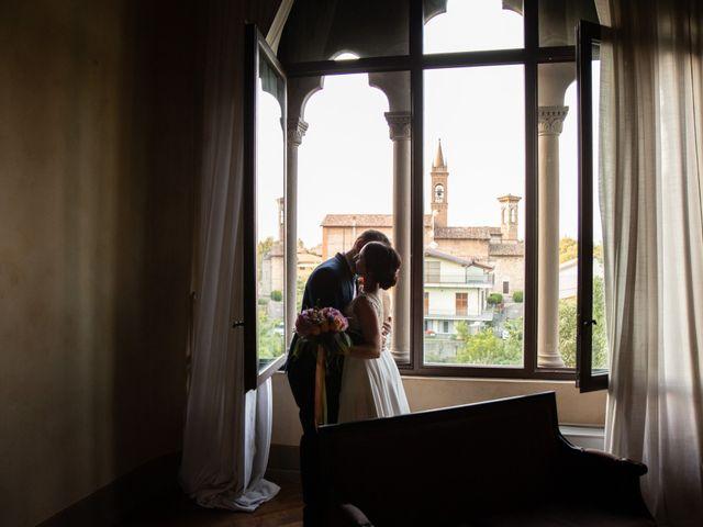 Il matrimonio di Jorge e Claudia a Filago, Bergamo 55