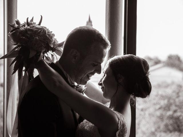 Le nozze di Claudia e Jorge
