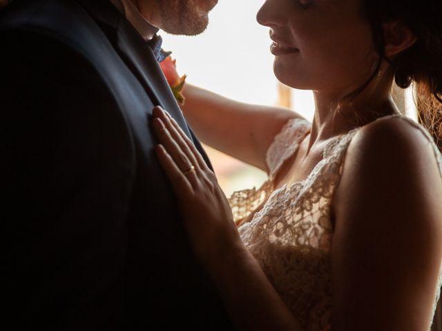 Il matrimonio di Jorge e Claudia a Filago, Bergamo 57