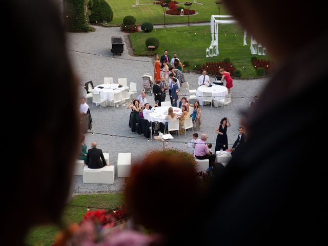 Il matrimonio di Jorge e Claudia a Filago, Bergamo 62