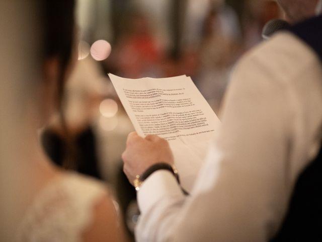 Il matrimonio di Jorge e Claudia a Filago, Bergamo 72