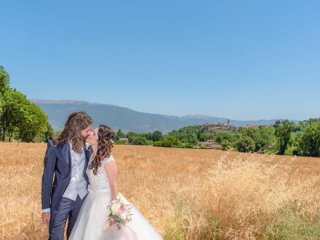 Le nozze di Ariela e Sami