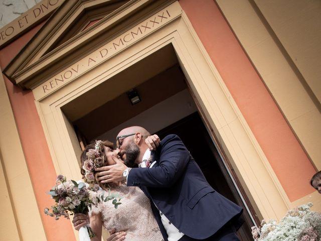 Il matrimonio di Elisa e Gabriele a Bologna, Bologna 11