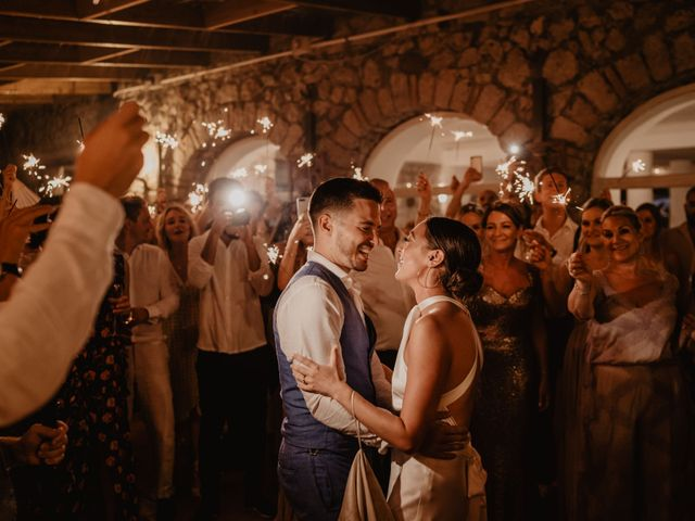 Le nozze di Samantha e Mike