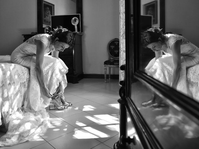 Il matrimonio di Valentina e Giuseppe a Ravello, Salerno 9