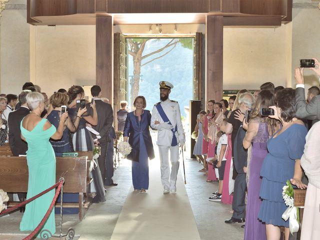 Il matrimonio di Valentina e Giuseppe a Ravello, Salerno 11
