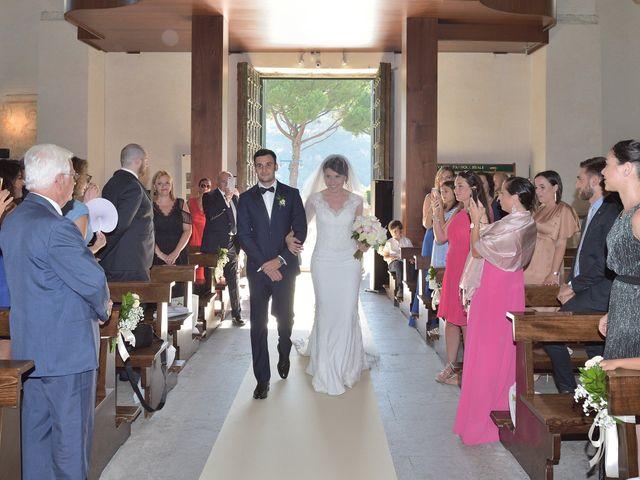 Il matrimonio di Valentina e Giuseppe a Ravello, Salerno 14