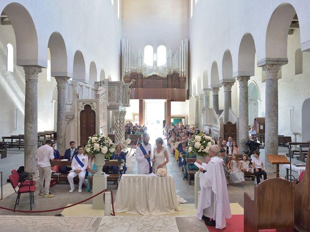 Il matrimonio di Valentina e Giuseppe a Ravello, Salerno 15
