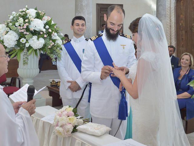 Il matrimonio di Valentina e Giuseppe a Ravello, Salerno 18