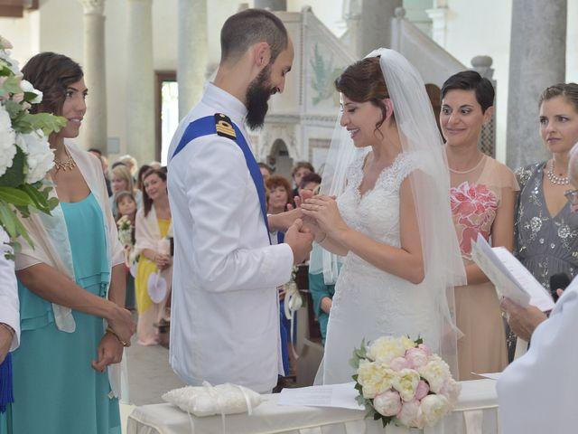 Il matrimonio di Valentina e Giuseppe a Ravello, Salerno 19