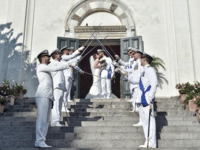 Il matrimonio di Valentina e Giuseppe a Ravello, Salerno 20