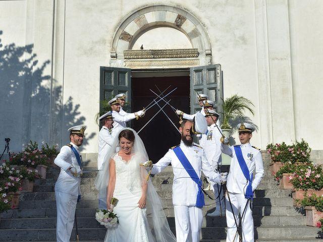 Il matrimonio di Valentina e Giuseppe a Ravello, Salerno 21