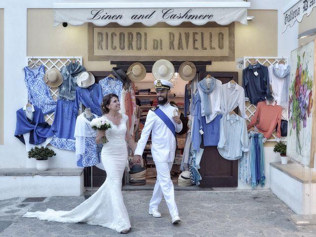 Il matrimonio di Valentina e Giuseppe a Ravello, Salerno 22