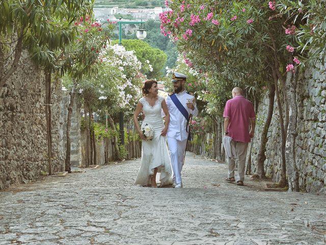 Il matrimonio di Valentina e Giuseppe a Ravello, Salerno 24
