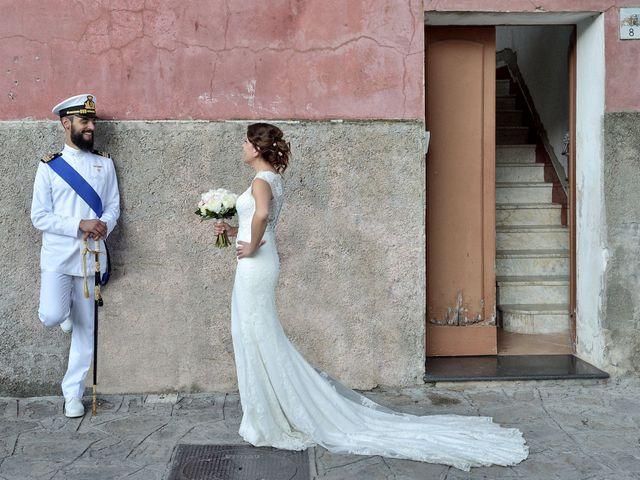 Il matrimonio di Valentina e Giuseppe a Ravello, Salerno 25