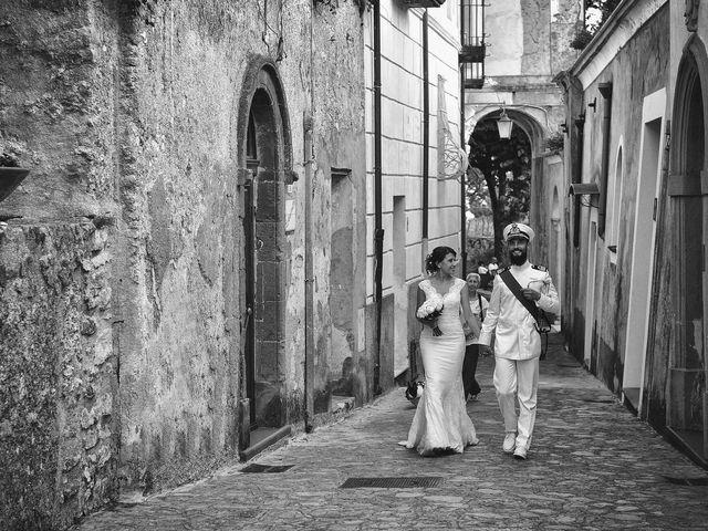 Il matrimonio di Valentina e Giuseppe a Ravello, Salerno 28