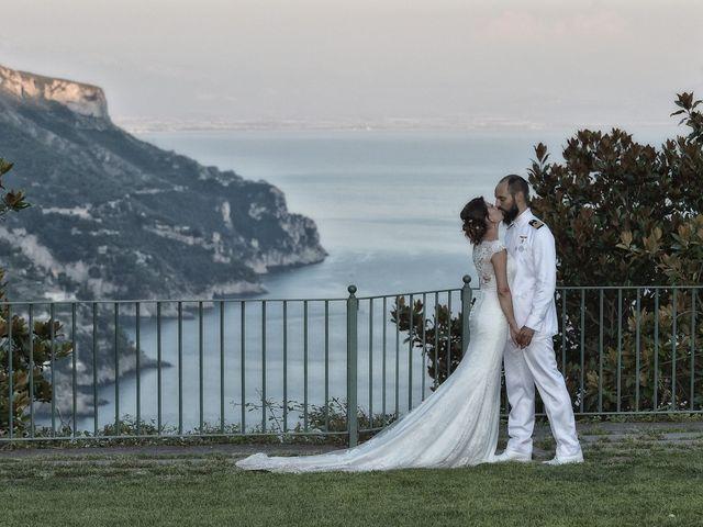 Il matrimonio di Valentina e Giuseppe a Ravello, Salerno 29