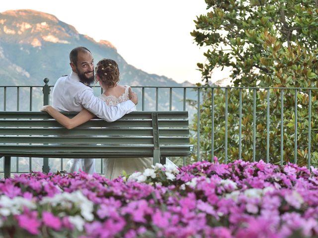 Il matrimonio di Valentina e Giuseppe a Ravello, Salerno 30