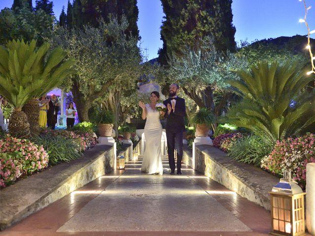 Il matrimonio di Valentina e Giuseppe a Ravello, Salerno 33