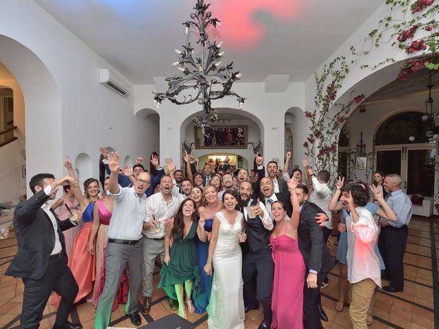 Il matrimonio di Valentina e Giuseppe a Ravello, Salerno 36
