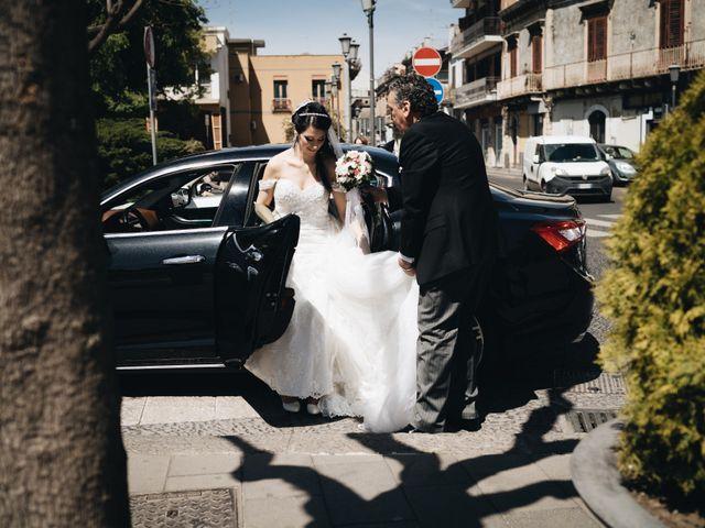 Il matrimonio di Ornella e Carmelo a San Giovanni la Punta, Catania 30