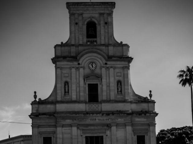 Il matrimonio di Ornella e Carmelo a San Giovanni la Punta, Catania 32