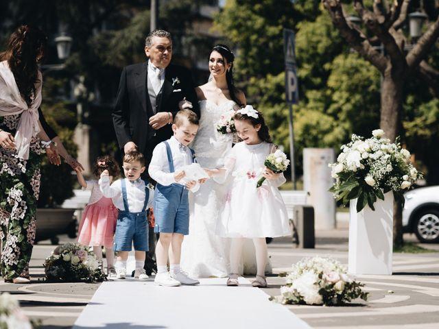 Il matrimonio di Ornella e Carmelo a San Giovanni la Punta, Catania 33