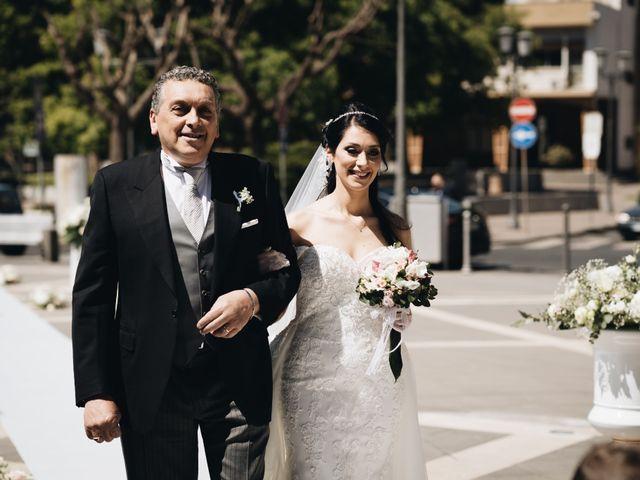Il matrimonio di Ornella e Carmelo a San Giovanni la Punta, Catania 34
