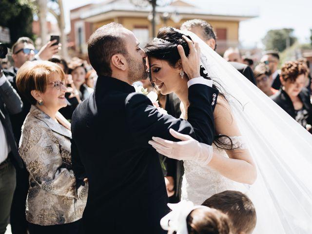 Il matrimonio di Ornella e Carmelo a San Giovanni la Punta, Catania 36