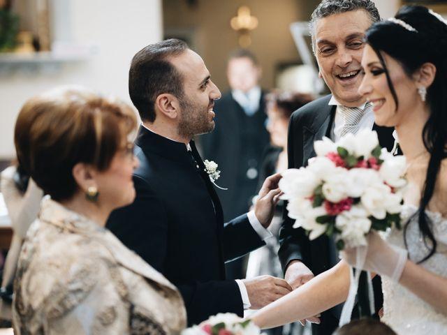 Il matrimonio di Ornella e Carmelo a San Giovanni la Punta, Catania 40
