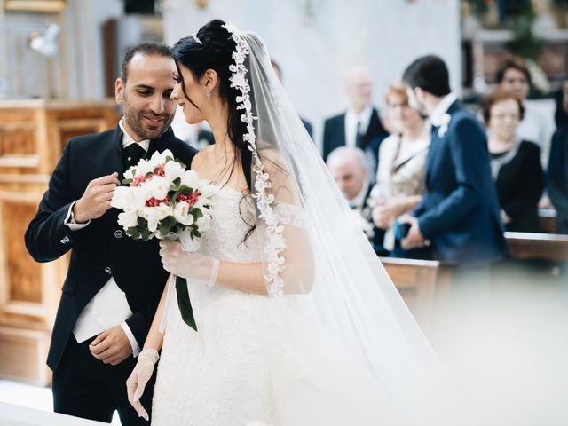 Il matrimonio di Ornella e Carmelo a San Giovanni la Punta, Catania 41