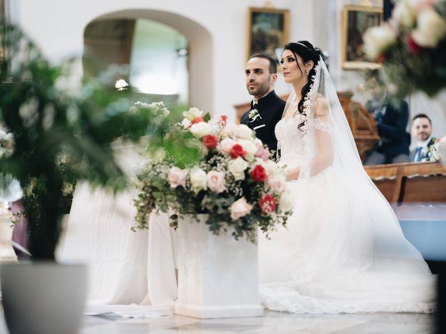 Il matrimonio di Ornella e Carmelo a San Giovanni la Punta, Catania 42