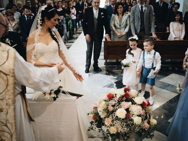 Il matrimonio di Ornella e Carmelo a San Giovanni la Punta, Catania 43
