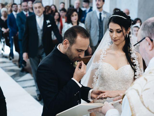 Il matrimonio di Ornella e Carmelo a San Giovanni la Punta, Catania 44