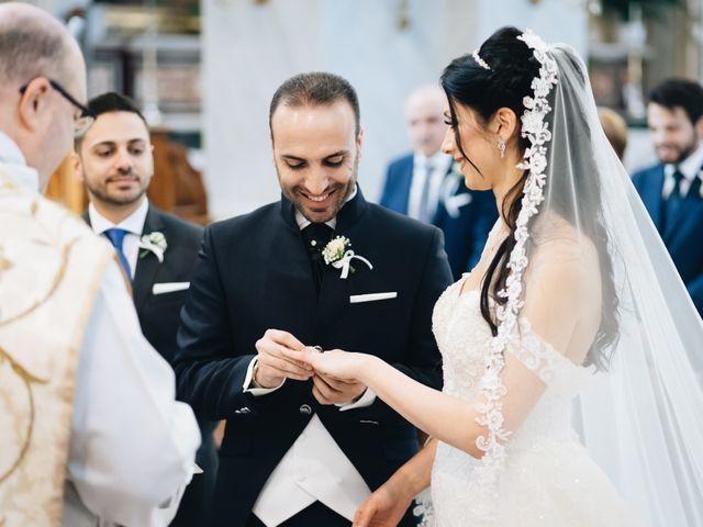 Il matrimonio di Ornella e Carmelo a San Giovanni la Punta, Catania 45