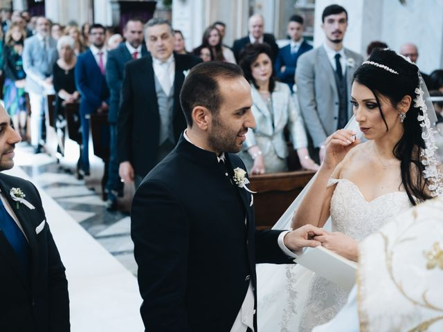 Il matrimonio di Ornella e Carmelo a San Giovanni la Punta, Catania 46