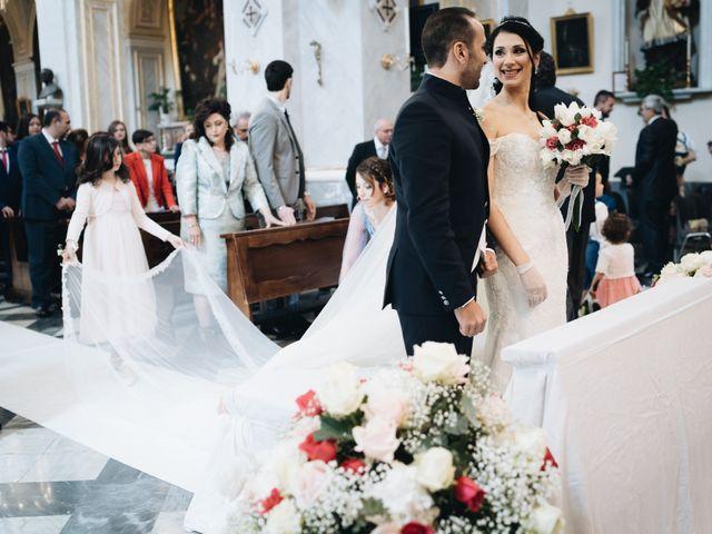 Il matrimonio di Ornella e Carmelo a San Giovanni la Punta, Catania 47