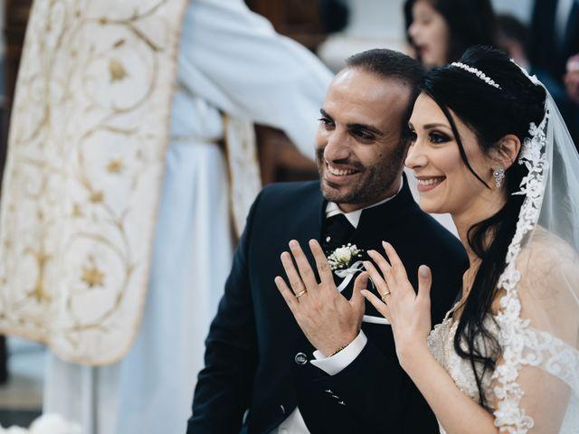 Il matrimonio di Ornella e Carmelo a San Giovanni la Punta, Catania 48
