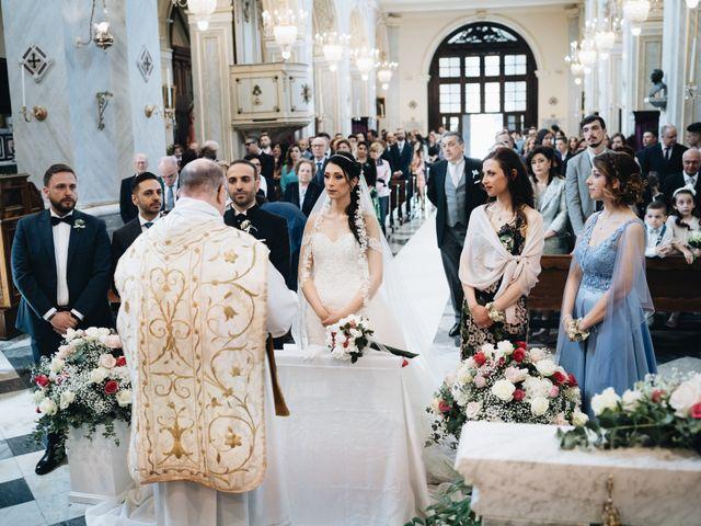 Il matrimonio di Ornella e Carmelo a San Giovanni la Punta, Catania 49