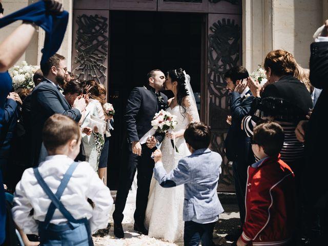 Il matrimonio di Ornella e Carmelo a San Giovanni la Punta, Catania 53