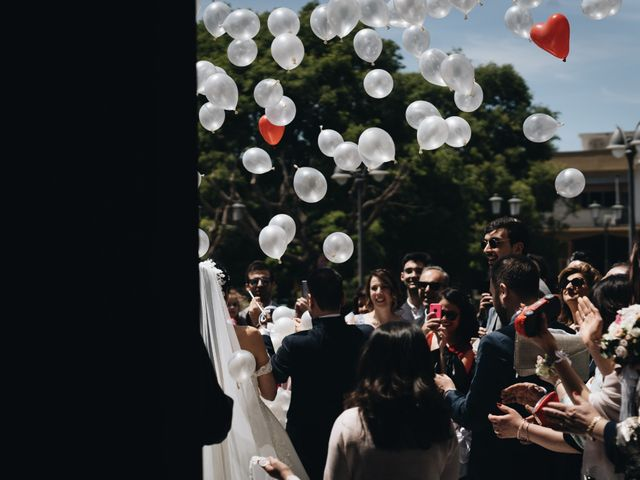 Il matrimonio di Ornella e Carmelo a San Giovanni la Punta, Catania 54