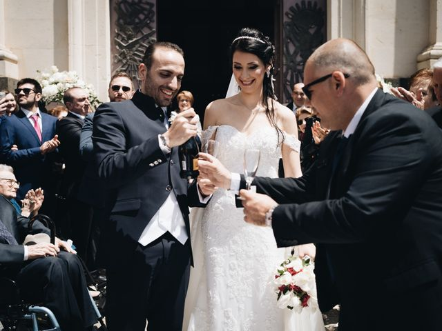 Il matrimonio di Ornella e Carmelo a San Giovanni la Punta, Catania 55