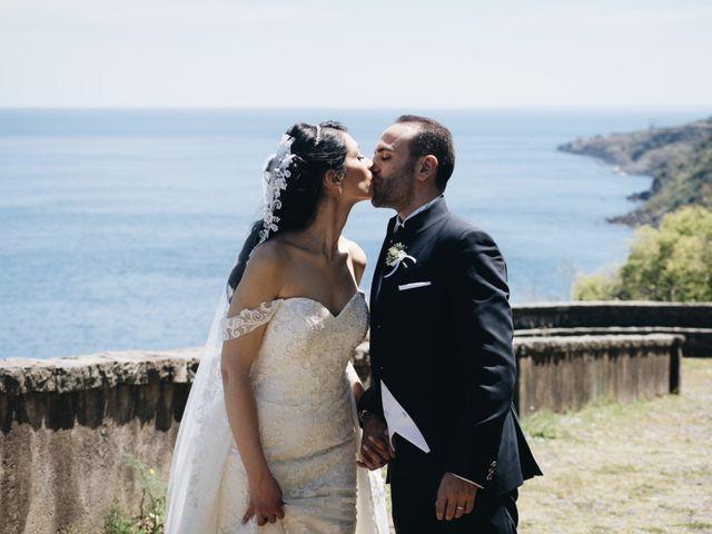Il matrimonio di Ornella e Carmelo a San Giovanni la Punta, Catania 60