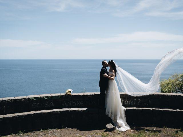 Il matrimonio di Ornella e Carmelo a San Giovanni la Punta, Catania 1