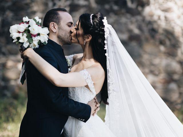 Il matrimonio di Ornella e Carmelo a San Giovanni la Punta, Catania 70