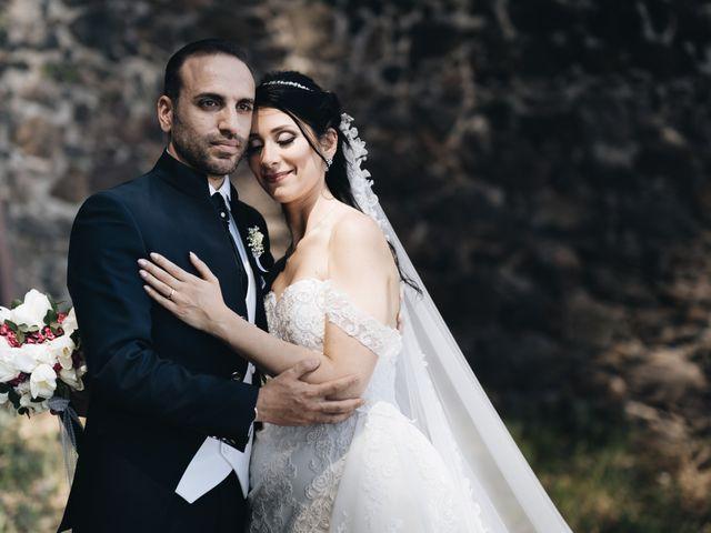 Il matrimonio di Ornella e Carmelo a San Giovanni la Punta, Catania 71
